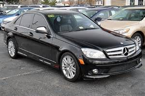 2009 mercedes c class information and photos