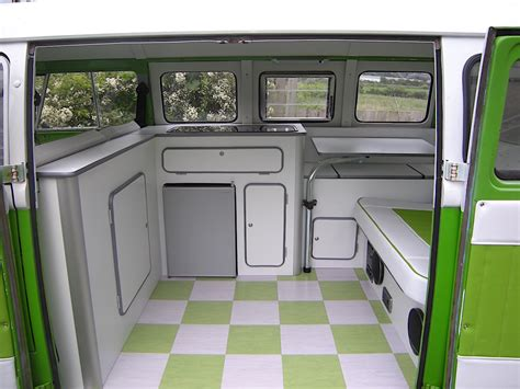 volkswagen van interior westfalia interior vw cer interiors