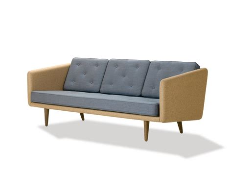 3 seater sofa and 1 chair no 1 3 seater sofa by fredericia furniture design b 248 rge