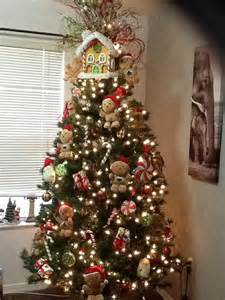 gingerbread man christmas tree gingerbread man pinterest