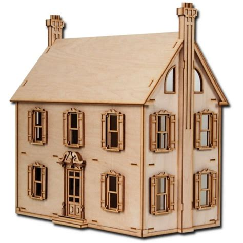 doll house making kits willow dollhouse kit make this simple kit in miniature today july 2013 issue