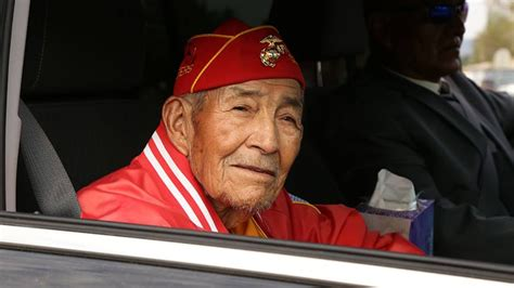 alfred newman a alfred newman navajo code talker dies at 94 in new mexico