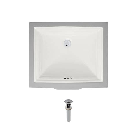 direct mount sink mr direct undermount porcelain bathroom sink in bisque