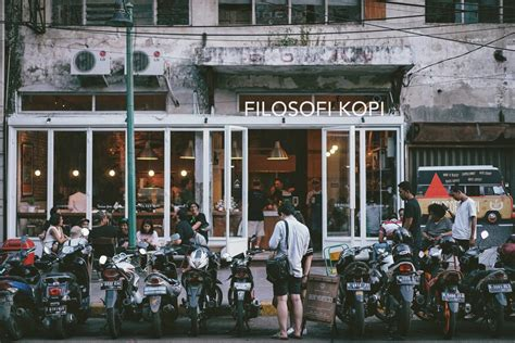 Lu Gantung Untuk Cafe filosofi kopi melawai jakarta eatandtreats food and travel based in jakarta