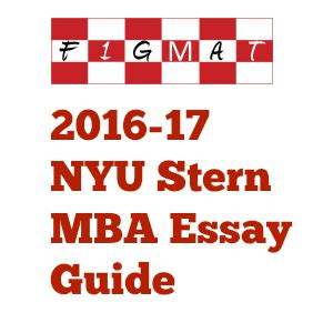 Mba Guide by 2014 15 Nyu Mba Essay Tips