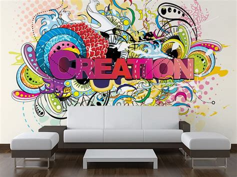 graffiti interiors home art murals and decor ideas graffiti wallpaper for room wallpapersafari