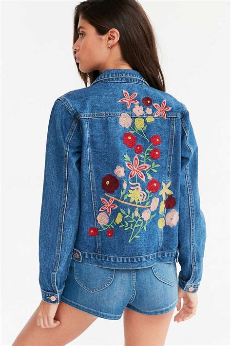 Jaket Flores Is Awesome 1000 ideas about embroidered jacket on