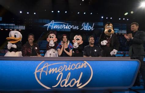 American Idol Gets A New Anthem Tonight by American Idol Ratings Hit Six Week High For Abc