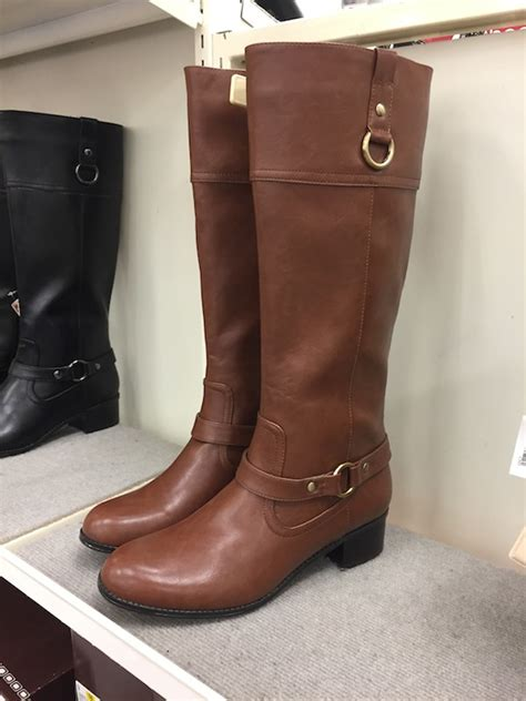 the rack fall boot highlights at t j maxx this month