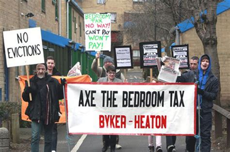 Bedroom Tax Newcastle City Council East