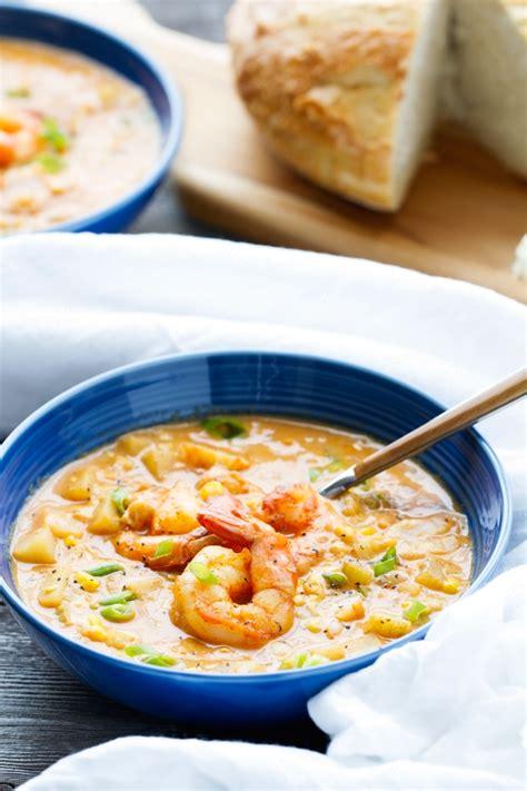 Shrimp And Corn Chowder by Shrimp And Corn Chowder Recipe Spice Jar