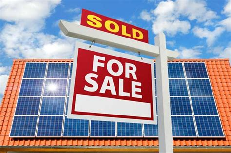 do solar panels increase house value 85 percent of