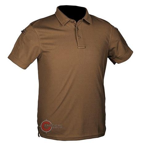 Polo Trands 36104 tacticalshop μπλουζάκι polo αντιιδρωτικό mil tec μπεζ σκούρο