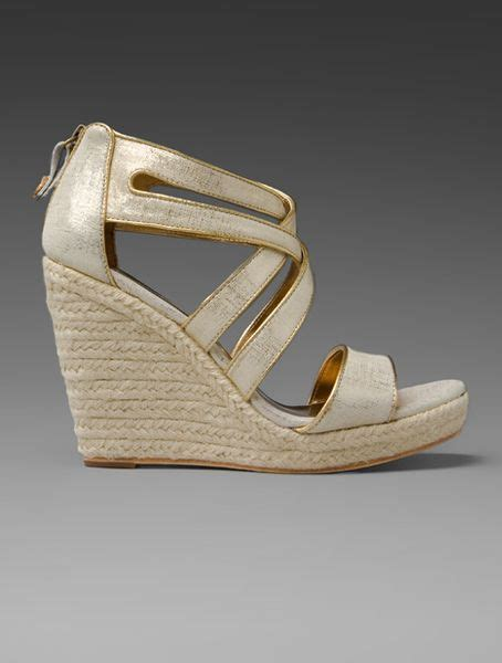 Twelfth St By Cynthia Vincent Wedges by Twelfth Cynthia Vincent Juno Espadrille Wedge In