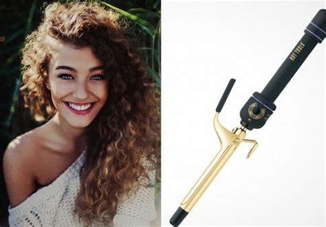 hairstyles curling iron 10 ways to get the perfect curl brit co