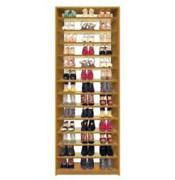 shoe organizer for small closet target closetmaid shoe