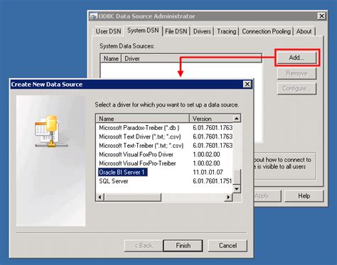 oracle tutorial exles importing obiee data into microsoft excel