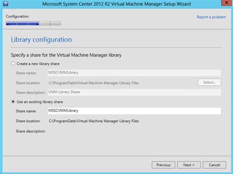 install windows 10 compatibility report migrating from vmm 2012 sp1 to vmm 2012 r2 step by step