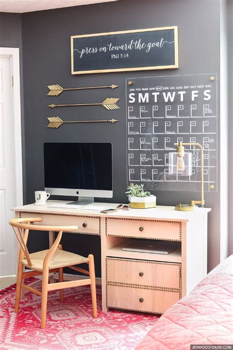 home office diy 17 exceptional diy home office decor ideas with tutorials