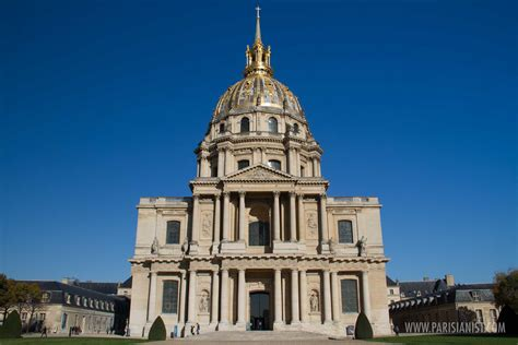photo les invalides les invalides paris monuments parisianist city guide