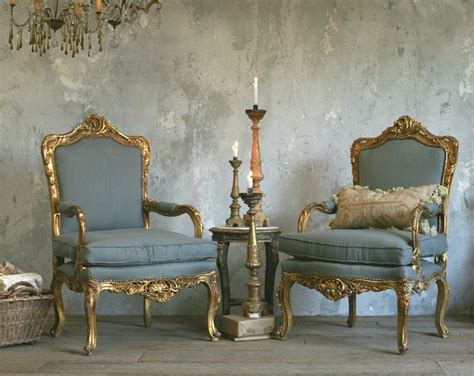 vintage french armchair vintage french louis xv style gilt ornate rococo armchairs pair antique grey