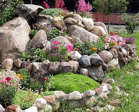 Rock Garden How To 25 Best Ideas About Rock Garden Design On Garden Design Back Garden Ideas And