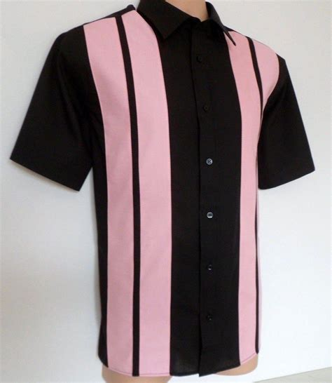 new mens rockabilly 1950 s retro vintage style shirts