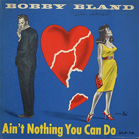 can you buy a house with nothing down bobby bland ain t nothing you can do lp duke 中古レコード