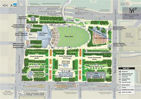 Find Chicago Millennium Park In Chicago Find Park Info Events Tours
