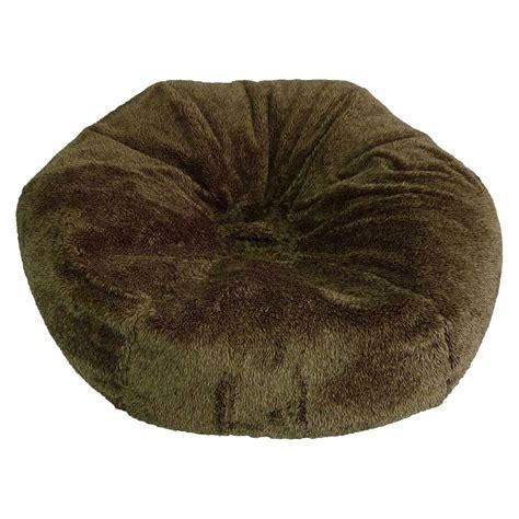 fuzzy bean bags xl fuzzy bean bag chair pillowfort ebay