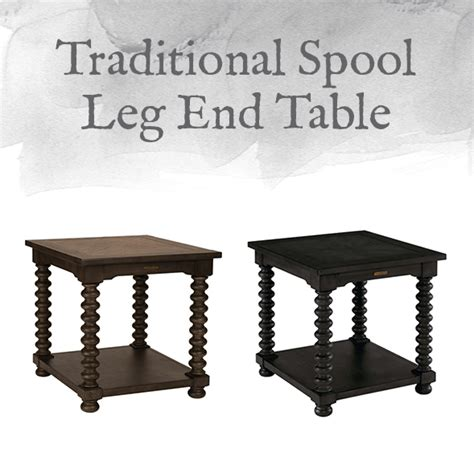 lind end table magnolia home preview traditional collection design by gahs