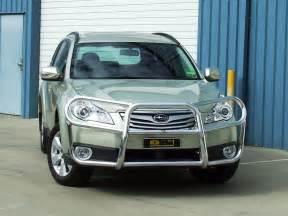 Subaru Outback Brush Guard Subaru Outback Ecb Alloy Bullbar Nudge Bars Bull Bars
