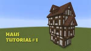minecraft altes haus minecraft tutorial fachwerkhaus wohnhaus build a