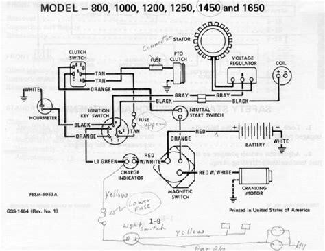 wiring diagram for cub cadet ltx 1045 the wiring diagram