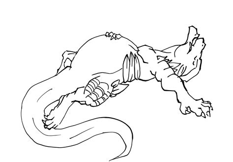 coloring pages of animals that hibernate hibernating bear coloring page