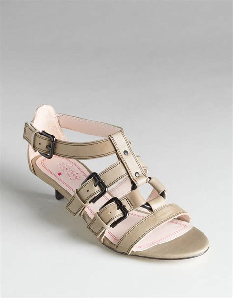 tracy sandals plenty by tracy reese jo dress sandals in beige taupe