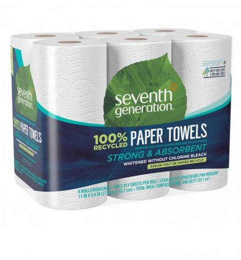 recycled toilet paper  ply seventh generation