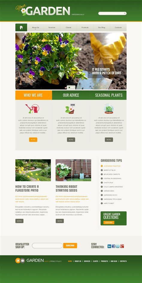 home design wordpress theme garden design wordpress theme 38457