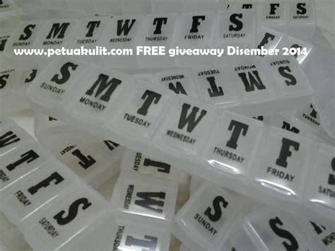 www petuakulit com free giveaway disember 2014 pengedar vivix shaklee pengedar - Free Sweepstakes 2014