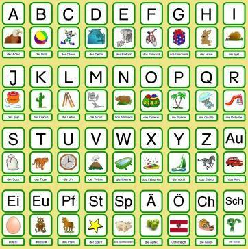 buchstaben le das alphabet auf related keywords das alphabet