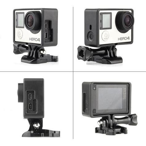 Gopro 3 Sekarang sinofer mini stereo mikrofon dan standard frame usb 3