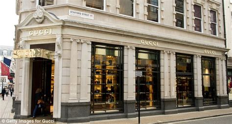 Jabra Classic By St Toms Store gucci defies the downturn with a luxurious new flagship