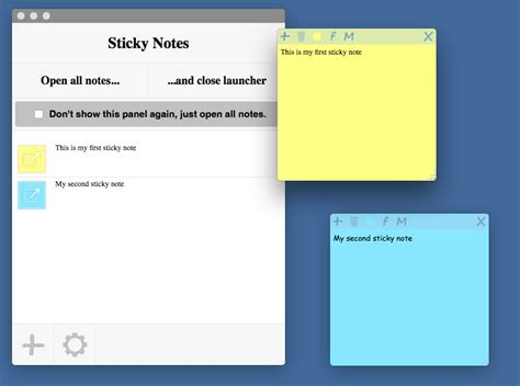 from the desk of sticky notes sticky notes for chrome brings back memories of mac os