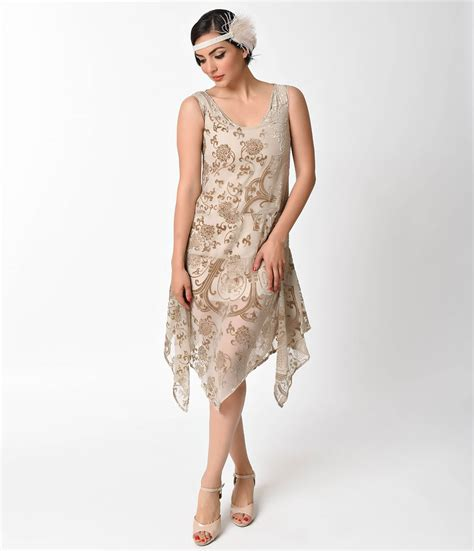 Histroy And Styles Of Wedding Dresses by History Of 1920s Day Dresses Shop Day Dresses