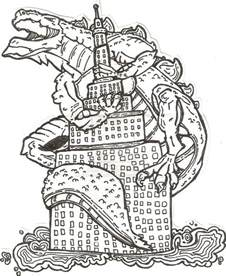 godzilla coloring pages free godzilla coloring pages coloring home