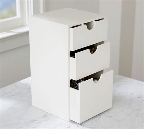sink storage drawers sink console storage drawers pottery barn
