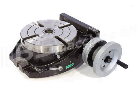 tavola girevole manuale tavola girevole tavola a dividere di precisione 200 mm per