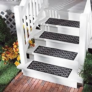 outdoor rubber stair tread mats