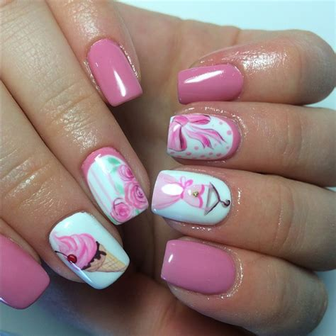 Images Ongles Décorés by Nail Designs For Girly Www Pixshark