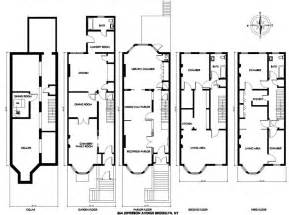 Brownstone Floor Plan Brownstone House Plans In Multi Family Townhouse For Sale Price 1700000 1773doma Container